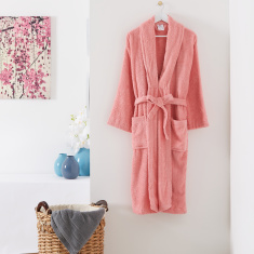 Essential Shawl Bathrobe - Medium