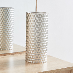 Facets Textured Vase