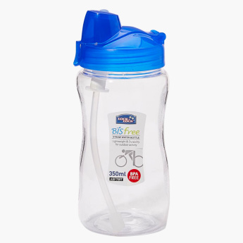 Lock & Lock Bottle with Straw - 350 ml
