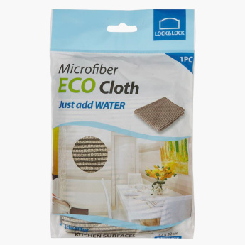 Lock & Lock Microfiber Eco Kitchen Cleaning Cloth