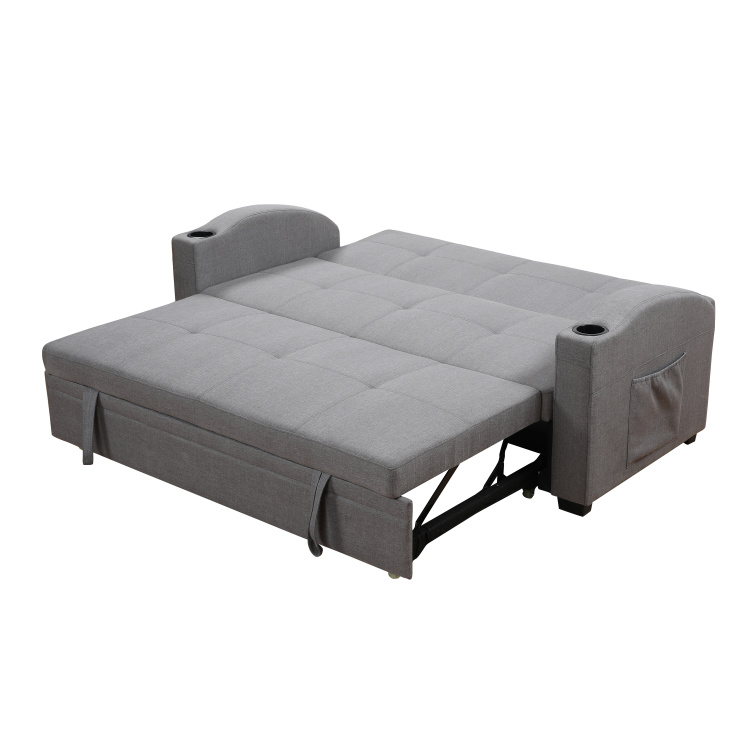 Morgan 3 Seater Pull Out Sofa Bed With