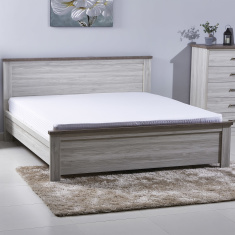 Angelic King Bed - 180x200 cms
