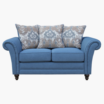 Harvest 2-Seater Sofa with Scatter Cushions