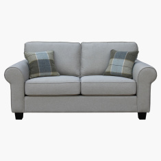 Victoria 2-Seater Sofa with 2-Cushions