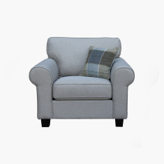 Victoria 1-Seater Sofa with Cushion