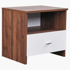 Patara 1-Drawer Nightstand