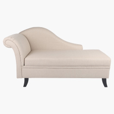 Country Textured Chaise