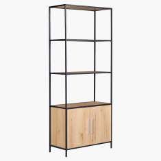 Urban 2-Door Bookcase