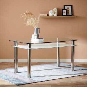 Memphis 6-Seater Dining Table