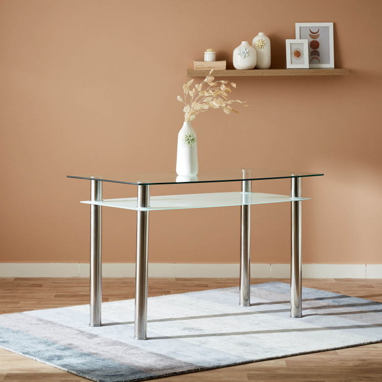 Memphis 4-Seater Dining Table