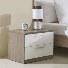 Ireland 2-Drawers Nightstand