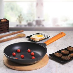 Wonderchef Caesar Frying Pan - 26 cms