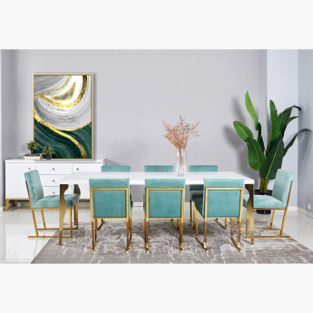 Oro 8-Seater Dining Set