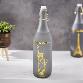 Bellissimo Frosted Water Bottle - 1 L