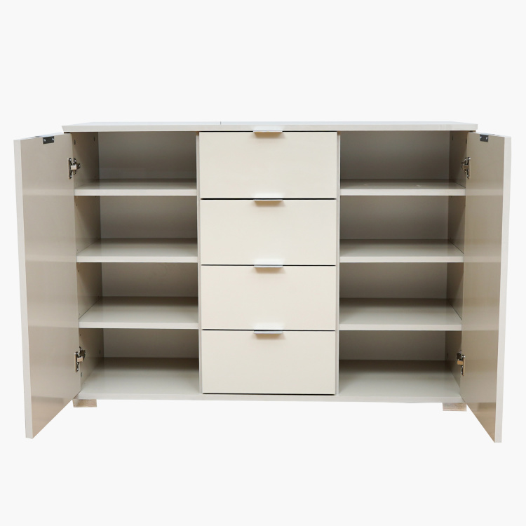 Spencer 2-Door Sideboard with 4-Drawers