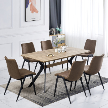 Topaz 6-Seater Dining Set