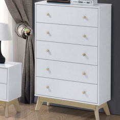 Sweden Chest of 5-Drawers
