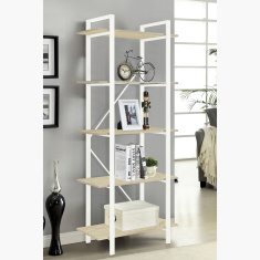 Lucas Bookcase with 5-Shelves
