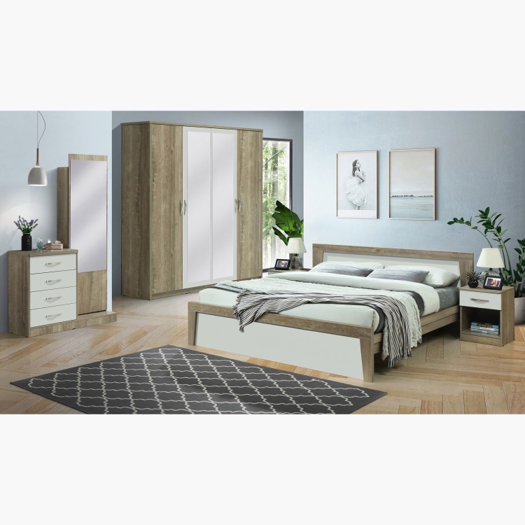 Melody 4-Piece King Bedroom Set