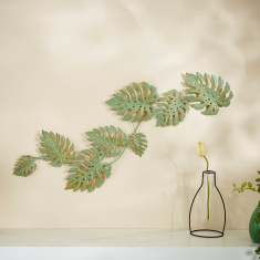Shiraz Metal Fern Decorative Wall Art