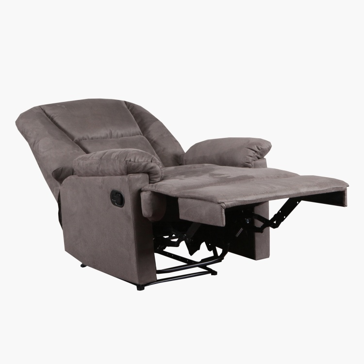 Harrel 1-Seater Fabric Recliner