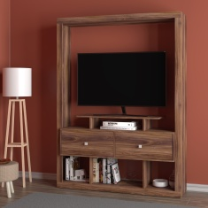 Maxine 2-Drawer Wall Unit for TVs up to 48 inches