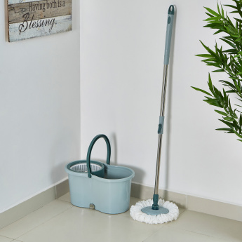 Quick Spin Mop Bucket