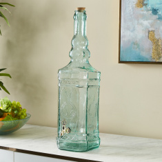 Verdant Recycled Glass Juice Dispenser - 5 L