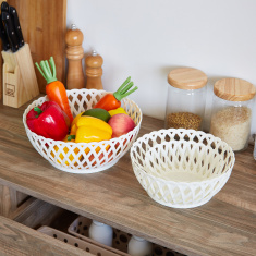 Spectra 3-Piece Fruit Basket Set