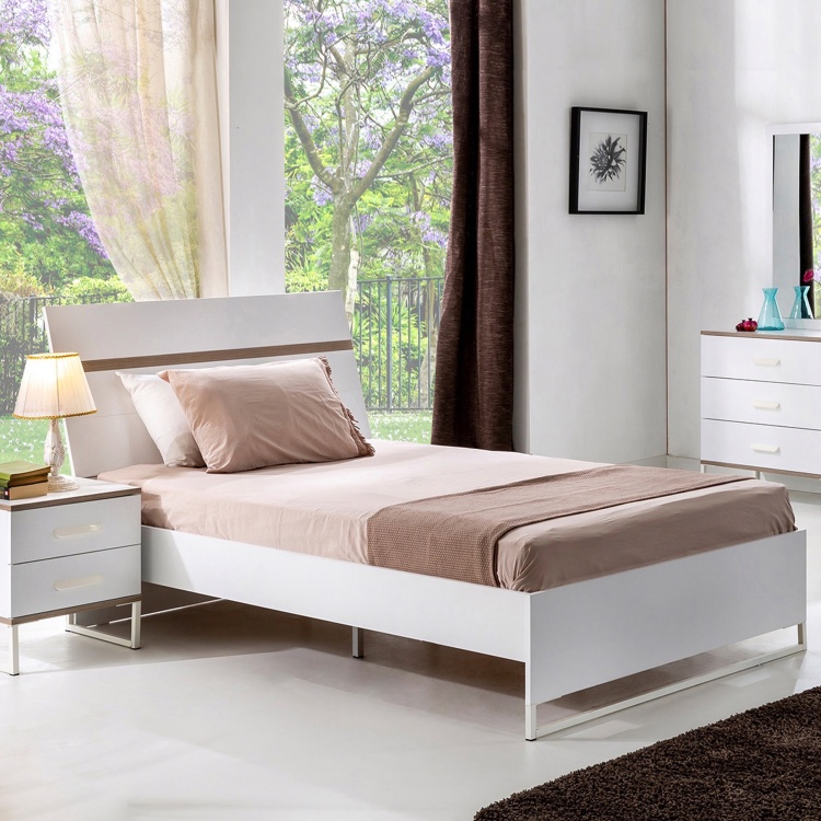 Travis Twin Bed - 120x200 cms