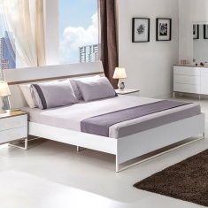 Travis King Bed - 180x200 cms