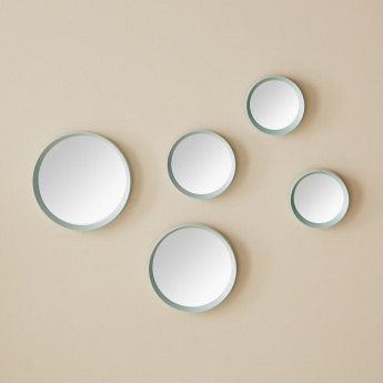 Ria 5-Piece Decorative Wall Mirror Set