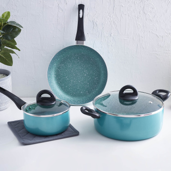 Very Berry Non-Stick Cookware - Set of 5