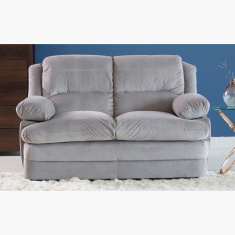 Fiona 2-Seater Fabric Sofa