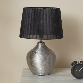 Lumiere Ceramic Facile Textured Lamp - 45 cms