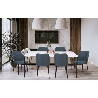 Clover 6-Seater Dining Set