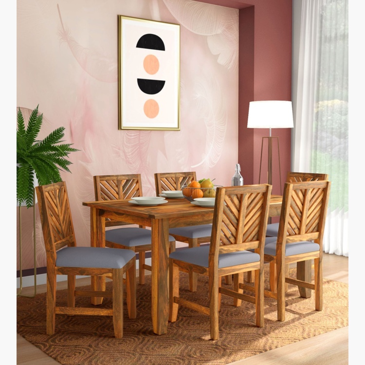 Ritzy 6-Seater Dining Set